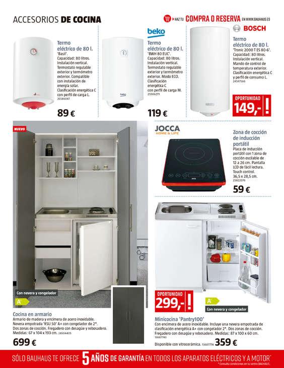 Bauhaus Encimeras De Cocina Beautiful Bauhaus Baos Y