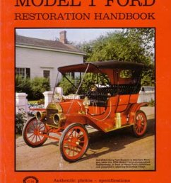 details about oem shop manual ford model t restoration guide by henry 1909 1927 [ 975 x 1280 Pixel ]