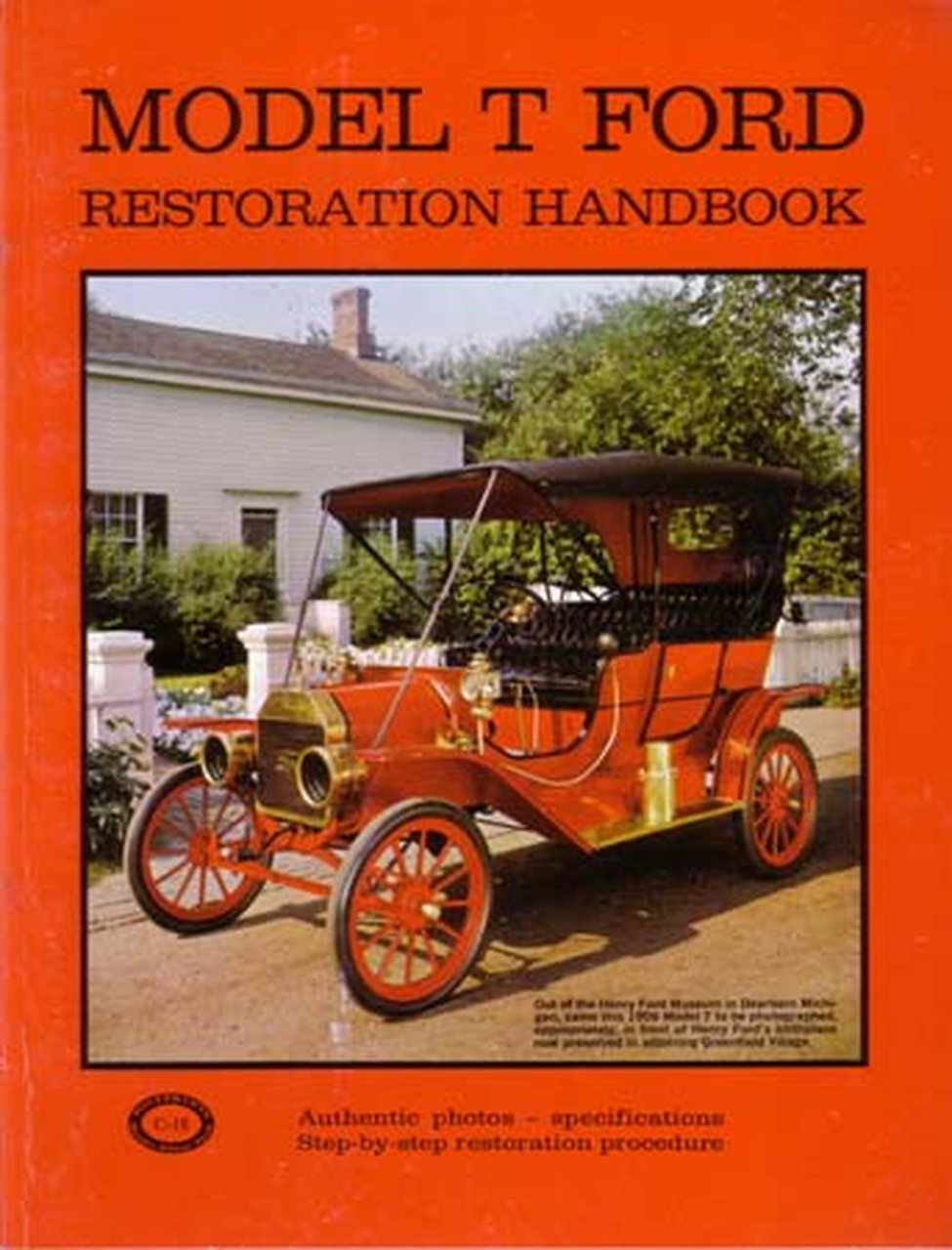 hight resolution of details about oem shop manual ford model t restoration guide by henry 1909 1927