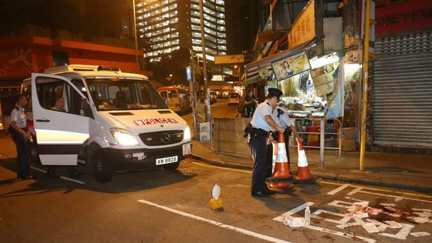 元朗村長兒子被伏擊斬傷手腳 警追查兇徒動機 - 香港經濟日報 - TOPick - 新聞 - 社會 - D170907