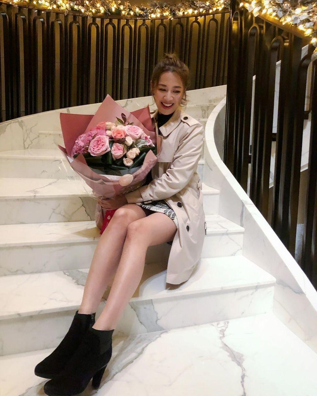 【壽星女】岑杏賢覓貼心男友每天獲寵愛 彼此視對方為結婚對象 - 香港經濟日報 - TOPick - 娛樂 - D201008
