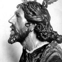 Señor de la Oración en el Huerto, titular de la Hermandad de Montesión