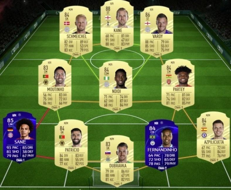 FIFA 21: Lucas Moura TOTGS disponível em SBC   FIFA Brasil Notícias
