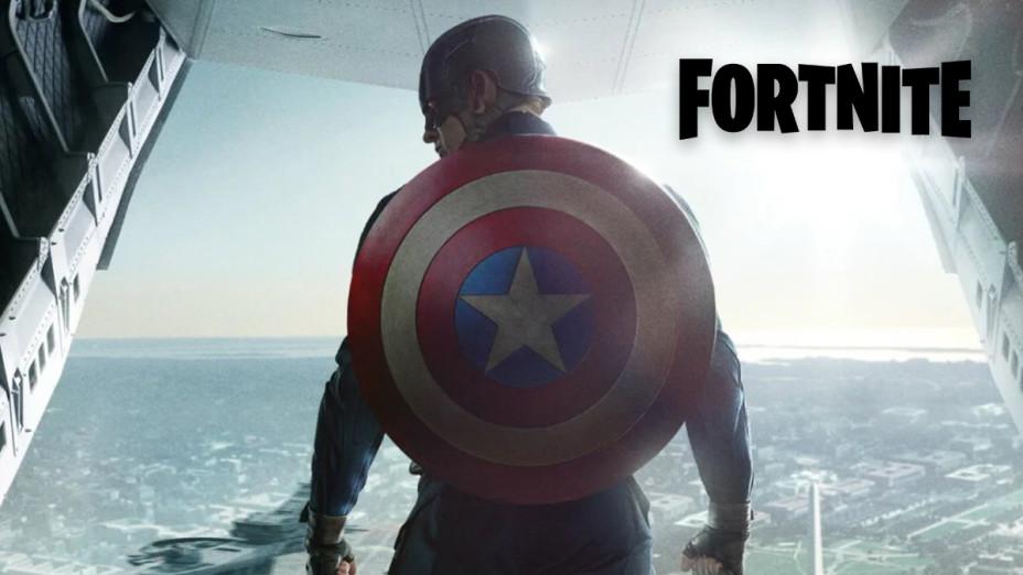 Fortnite Captain America Skin Release Date And Info Millenium