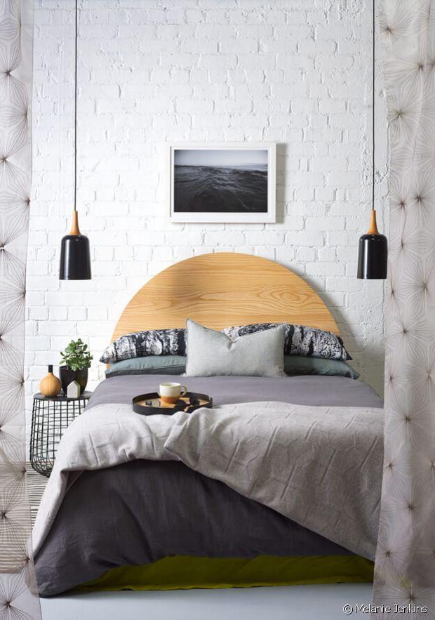 5 idees pour une tete de lit originale