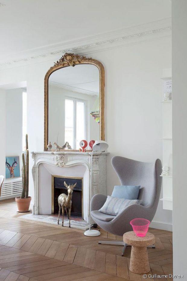 nos miroirs a moulures a installer sur