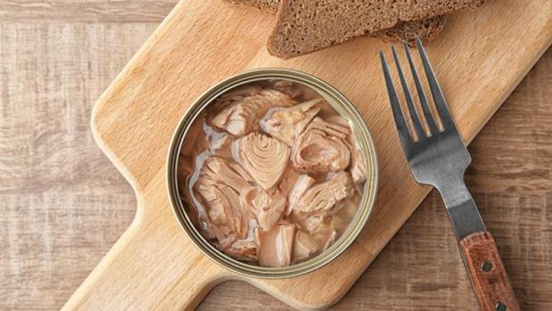 La manera más saludable de comer atún en conserva