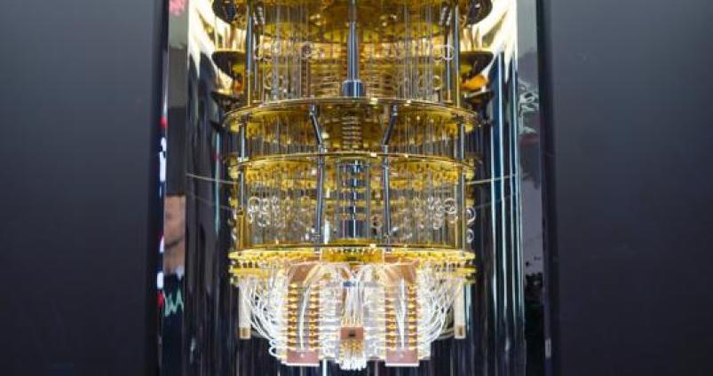 Ordenador cuántuco IBM System One