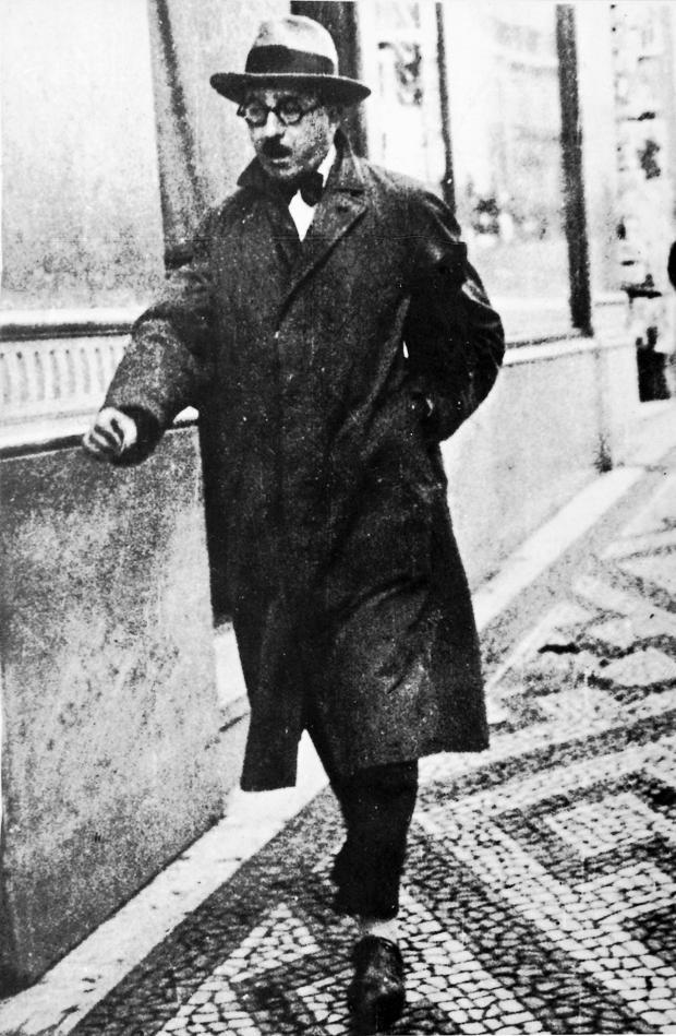 Fernando Pessoa, censurado en Portugal
