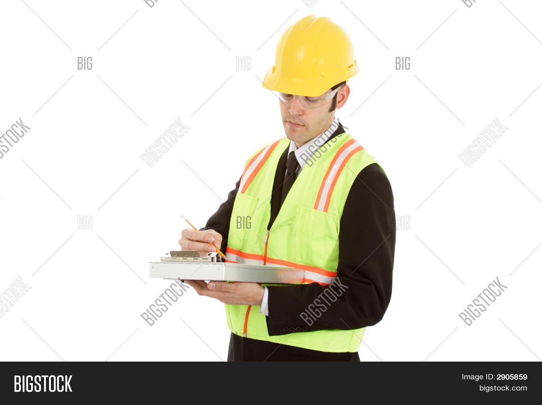 Construction Foreman Image & Photo (Free Trial)   Bigstock