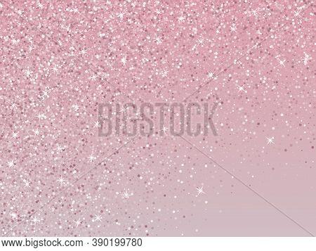 bridal pink rose gold vector photo