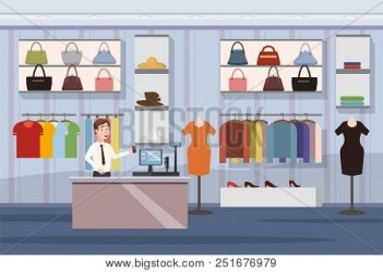 Fashion Shop Super Vector & Photo Free Trial Bigstock