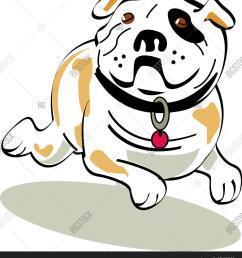 bulldog clipart [ 1364 x 1620 Pixel ]