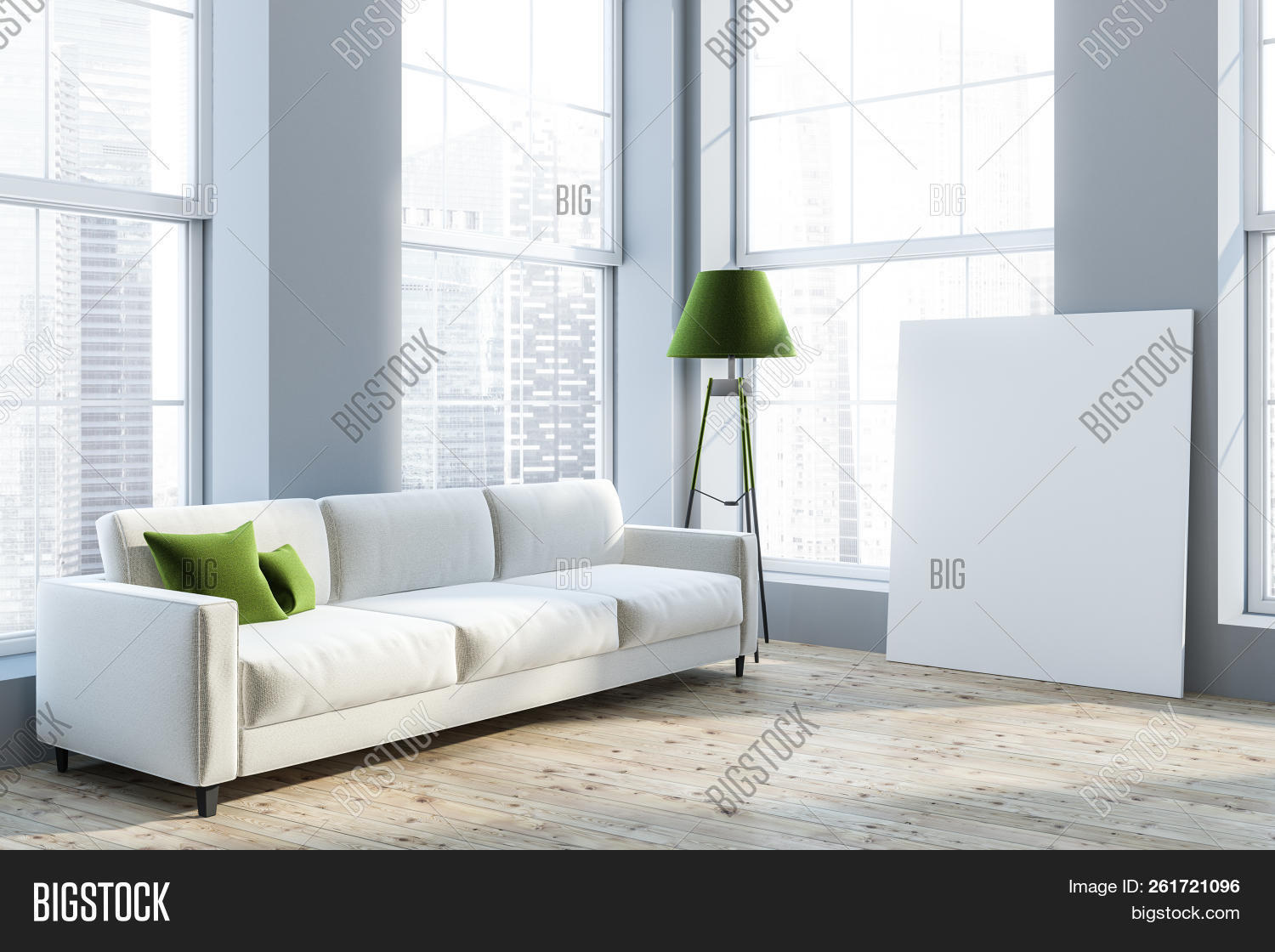 green cushions living room red cream and black ideas luxury image photo free trial bigstock interior with gray walls wooden floor white sofa