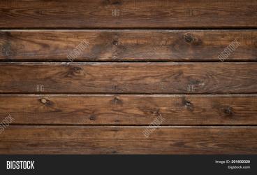 Dark Brown Wood Image & Photo Free Trial Bigstock