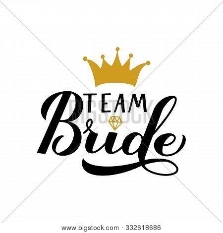 team bride vector photo free trial