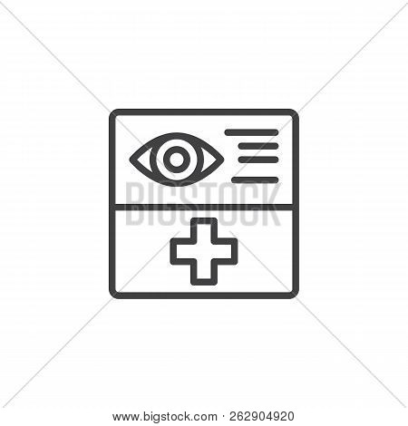 Optometry Icons Images, Illustrations & Vectors (Free