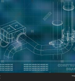 drawings structures vector photo free trial bigstock piping cake borders piping blueprint diagram [ 1500 x 1181 Pixel ]