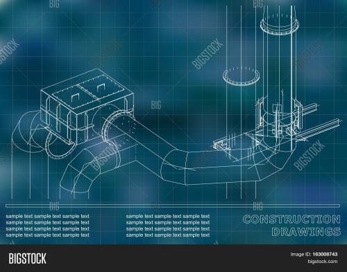 small resolution of drawings structures vector photo free trial bigstock piping cake borders piping blueprint diagram
