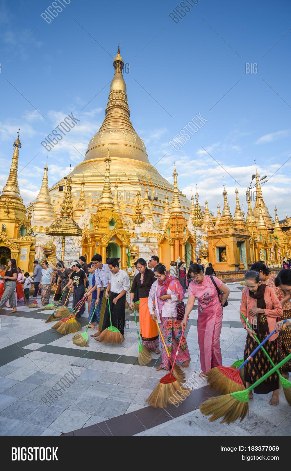 YANGON MYANMAR - Image & Photo (Free Trial) | Bigstock