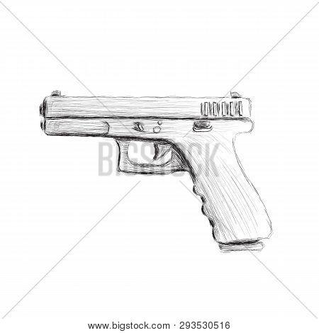 9mm semi automatic vector