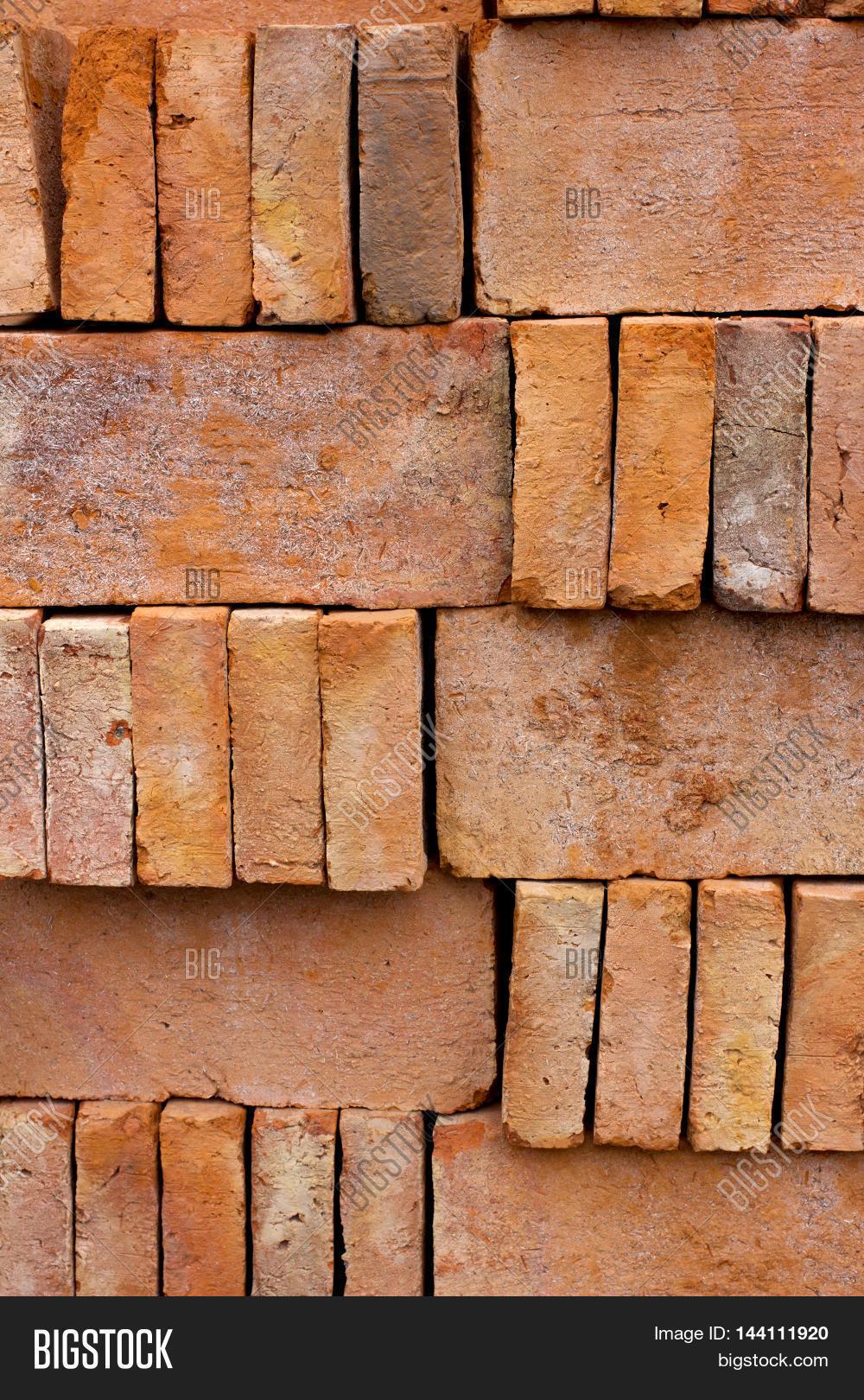 new red brick pavers