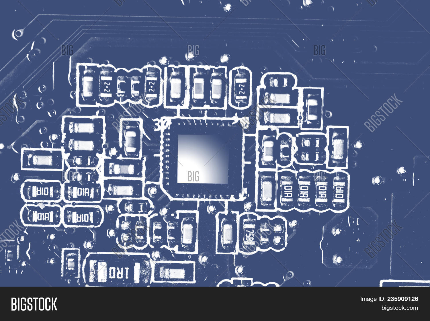hight resolution of close up of electronic circuit board with chips and processors motherboard laptop computer motherbo