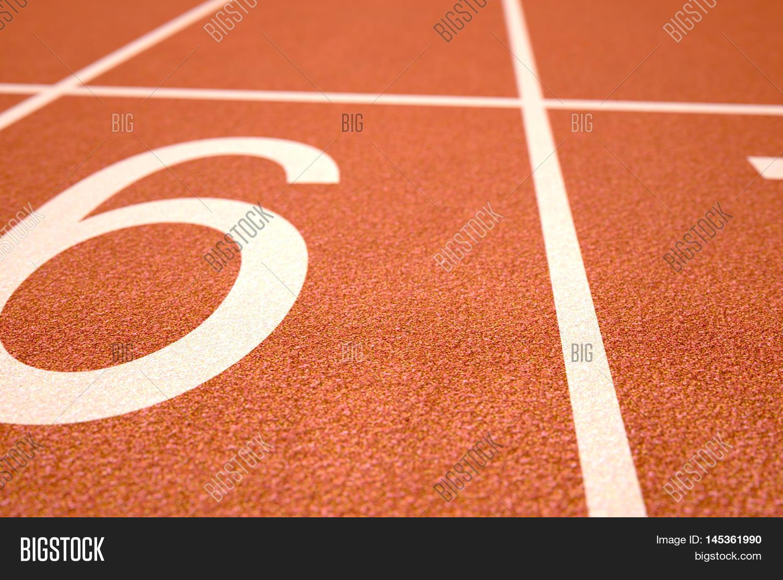 Athletics Track Image & Photo (Free Trial)   Bigstock