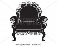 Victorian Chair Images, Illustrations, Vectors - Victorian ...
