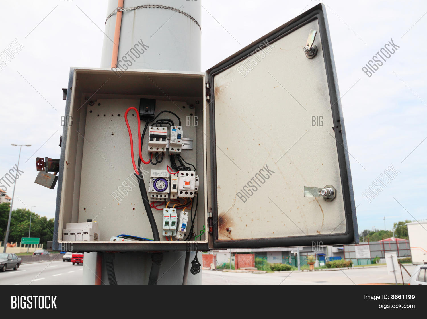 hight resolution of safety fuse box