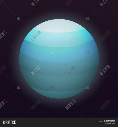 small resolution of uranus planet icon isometric of uranus planet icon for web design isolated on black background