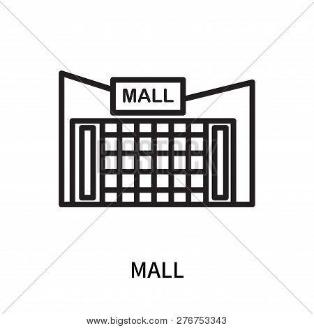 Shopping Mall Symbols Images, Illustrations & Vectors