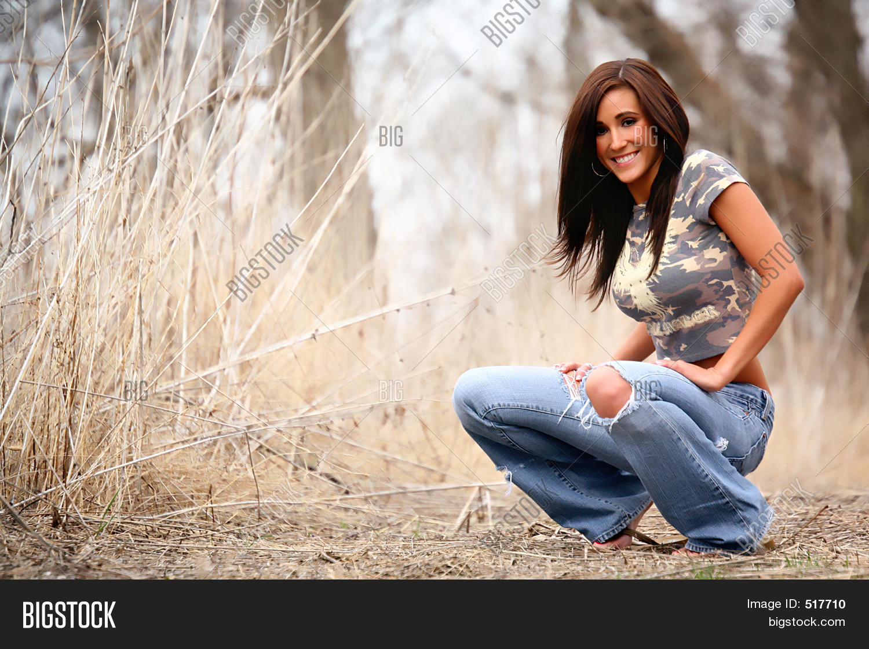 Pretty Native American Woman Image Amp Photo