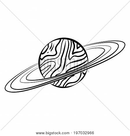 What Is Saturn Rings Made Of