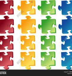 jigaw puzzle pieces vector clipart [ 1500 x 1421 Pixel ]