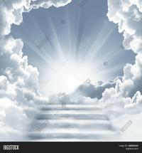 Stairway Heaven.Stairs Image & Photo (Free Trial) | Bigstock
