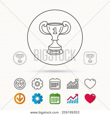 Golden Heart Awards Images, Illustrations & Vectors (Free