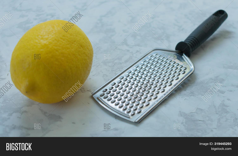 Lemon Zest Grater Li Image & Photo (Free Trial) | Bigstock