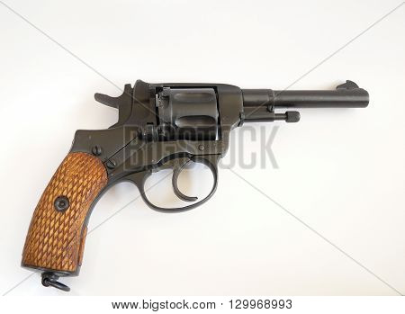revolver 1895 image photo