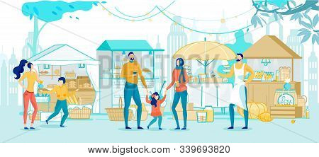 Happy Family Shopping Vector & Photo Free Trial Bigstock