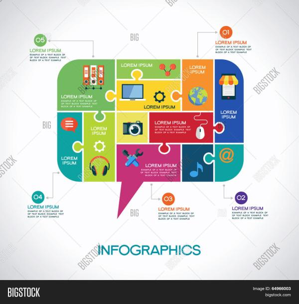 Communications Infographic Icon
