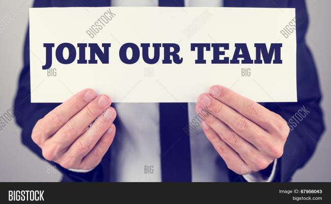 Join Our Team Image Photo Free Trial Bigstock