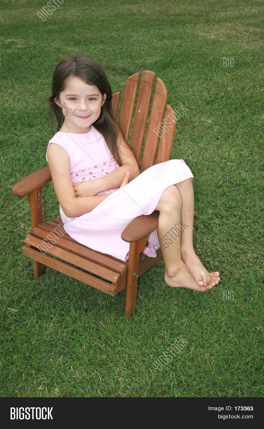 Bare Foot Girl Image & Photo   Bigstock