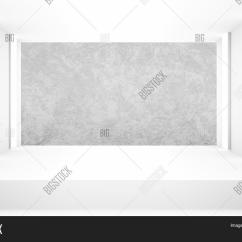 Blank Theatre Stage Diagram 2002 Chevy Tahoe Engine White Empty Room Backdrop Image And Photo Bigstock