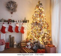 Decorated Tree Images, Stock Photos & Illustrations | Bigstock