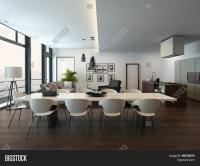Luxury Modern Apartment Living Room Image & Photo | Bigstock