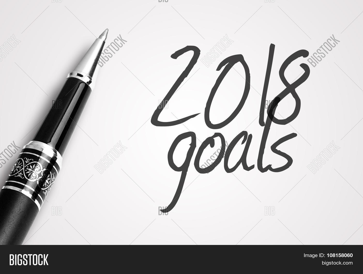 Image result for 2018 goals