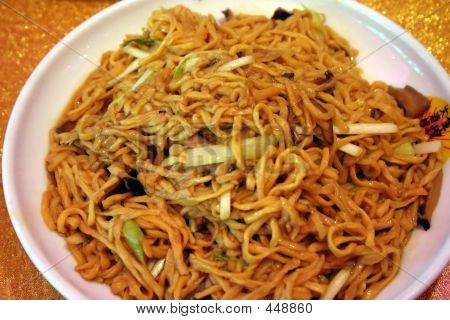 Chinese Soggy Noodles Stock Photo & Stock Images | Bigstock