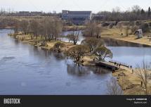 Narva Estonia - 1 2017 & Bigstock