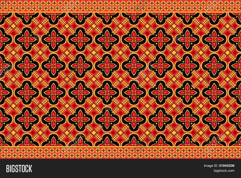 Batik Indonesia Vector  Photo  Bigstock